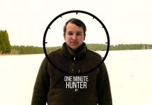 One Minute Hunter