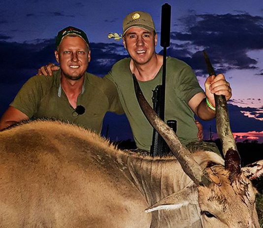 Namibia Hunting JAGD TOTAL S2 Ep1